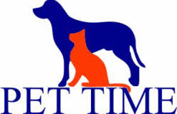 Pet Time logo